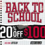 "Back to School Sale at Website Store – Look Under ""More Tab"" and ""Bonita HQ"" to link to Store"