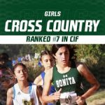 Girls Cross Country Ranked #7 in CIF