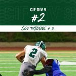 CIF Football Polls Out – Bonita #2 in Division 9 / SGV Tribune # 5