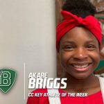 Akare Briggs Female Cross Country Athlete of the Week