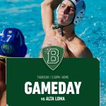 Water Polo Home Today vs Alta Loma