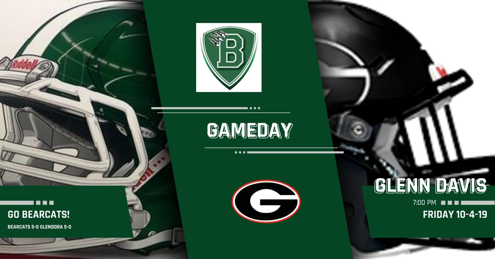 Football Tonight vs Glendora