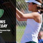Tuesday Tennis @ Claremont