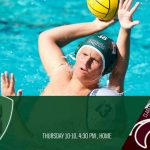 Water Polo Home vs Claremont Today