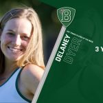 Delaney Named Key Tennis Player of the Week