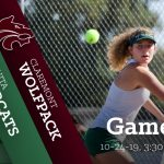 Girls Tennis Home Today vs Claremont – Senior Night!