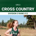 Girls Cross Country Rankings Out – Moving Up!