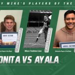 Week 9 Jersey Mike's Players of the Week