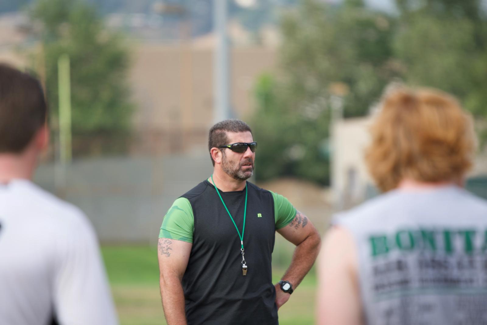 Coach John Langilotti