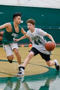 Winter Practices Begins – Boys and Girls Basketball