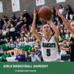 Girls Basketball at Bishop Amat Tonight 4:00 + 5:30 pm