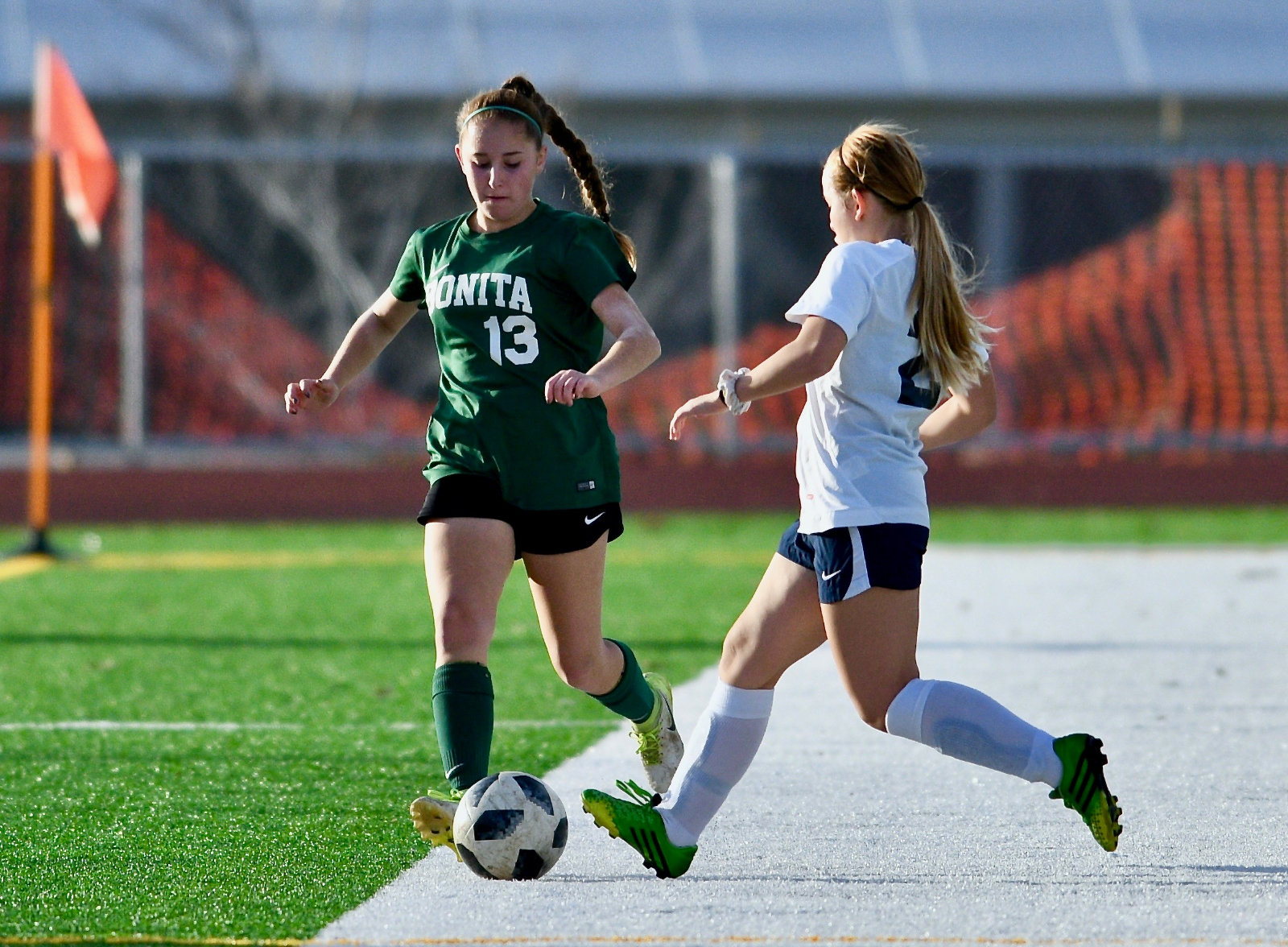 Girls Soccer Teams 2020-2021