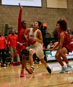 Boys Basketball vs Colony