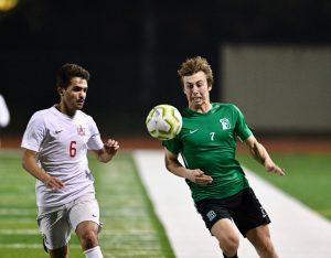 Boys Varsity Soccer vs Ayala