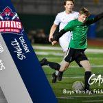 Boys Varsity Soccer at Colony Tonight 5:30 pm