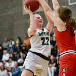 210 Sports Article about Girls Basketball vs Glendora