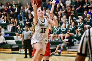 Girls Basketball vs Glendora 1-24
