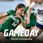 Girls Soccer Away at Alta Loma Today