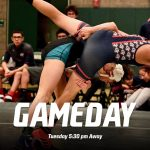 Wrestling Tonight at Claremont 5:30 pm