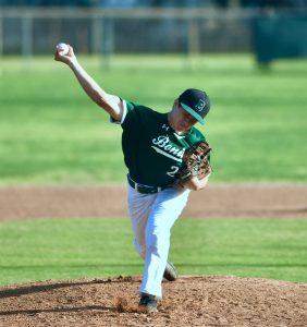 Baseball vs Palmdale