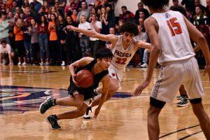 Boys Basketball vs Pacifica Christian