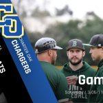 Baseball vs Charter Oak Saturday