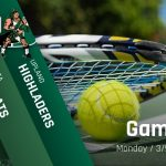 Tennis Today at Upland 3:15 pm