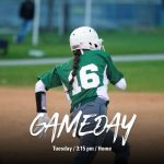 Softball Scheduled vs Colony Today