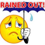 Baseball and Softball Games Cancelled for Rain
