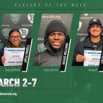 Players of the Week March 2-7