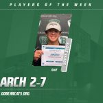 Players of the Week 3-2 – 3-7 Continued