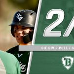 CIF and SGV Tribune Baseball Rankings