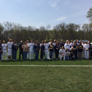 Senior Baseball Players & Families