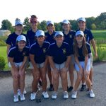 Olmsted Falls High School Girls Varsity Golf beat North Olmsted City Schools 194-203