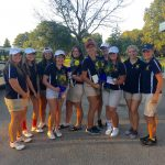 Olmsted Falls High School Girls Varsity Golf beat North Ridgeville High School 190-232