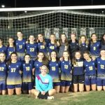 Olmsted Falls High School Girls Varsity Soccer beat Amherst Steele High School 3-2