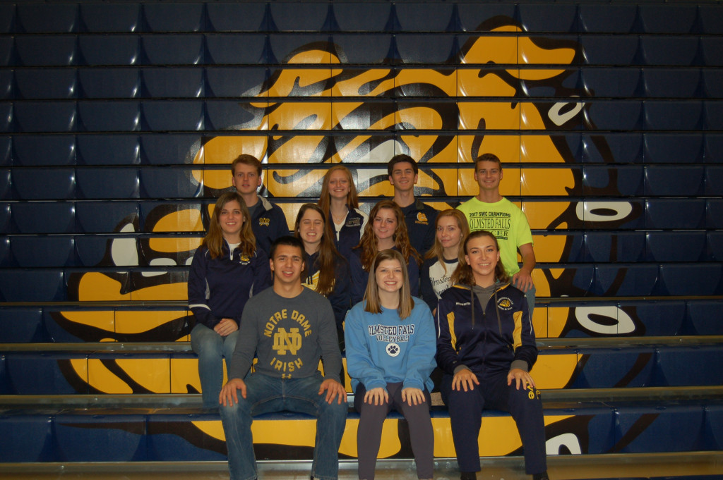 Fall 2017 Scholar Athletes Recognized