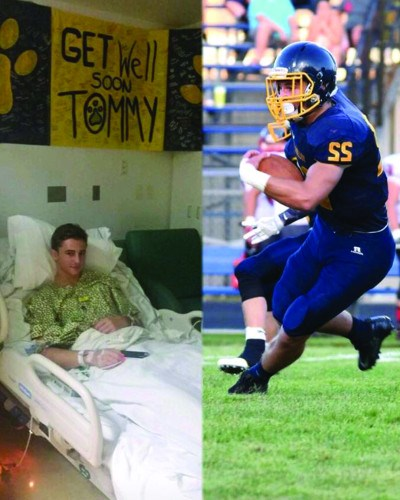 Olmsted Falls Community Inspires Comeback