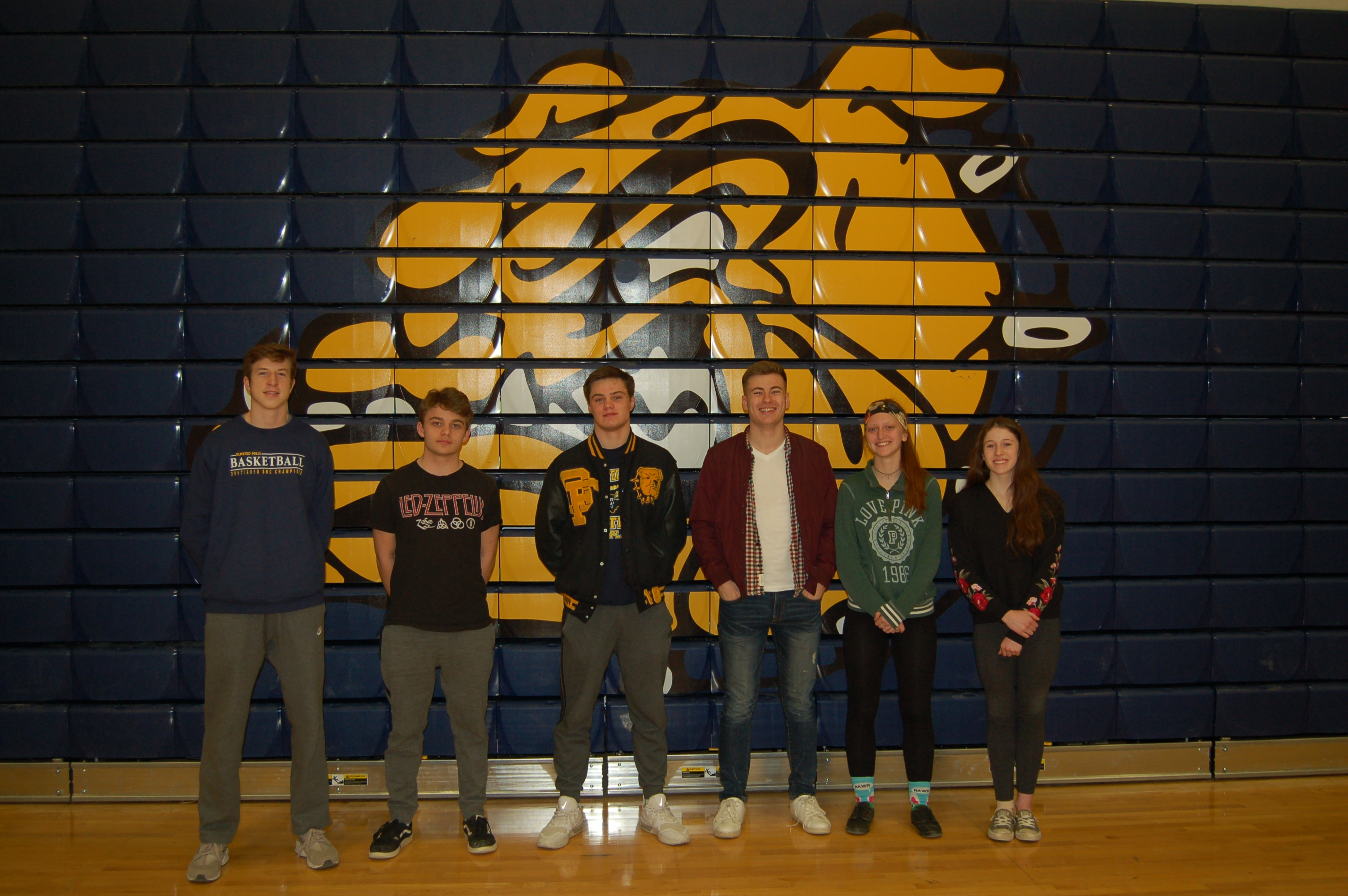 2017 – 2018 Winter Sports Scholar Athletes