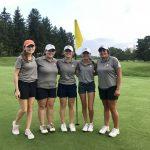 Girls Varsity Golf finishes 7th at Medina Invitational