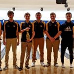 Boys Varsity Bowling beats North Olmsted 2419 – 2164