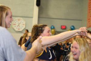 2019 Swim Senior Night
