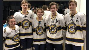 2019 SWC Tournament Bulldog Hockey