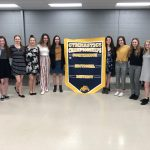 2018 – 2019 Southwestern Conference Gymnastics Team Recognized
