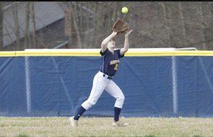 Varsity Softball v Amherst 4 8 19