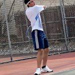 Boys Varsity Tennis Sweeps Lakewood 5-0