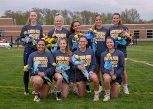 2019 Girls Lacrosse Senior Night