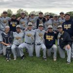 Varsity Baseball clinches the SWC title