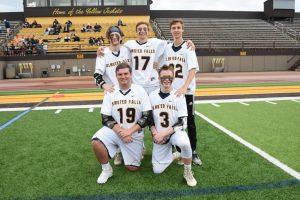 2019 Boys Lacrosse Senior Night
