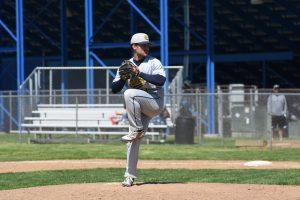 Bulldog Baseball at Midview on May 11 2019
